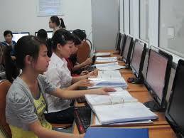 Phòng học kế toán Excel
