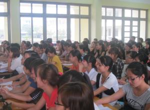 Địa chỉ học kế toán tổng hợp tại Thái Nguyên