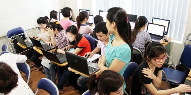hình ảnh trung tâm đào tạo kế toán tại hà đông