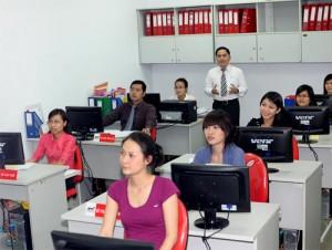 Địa chỉ học kế toán máy tại Trung Tâm kế toán Hà Nội