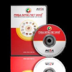 Học cách sử dụng phần mềm kế toán Misa.SME.NET 2012