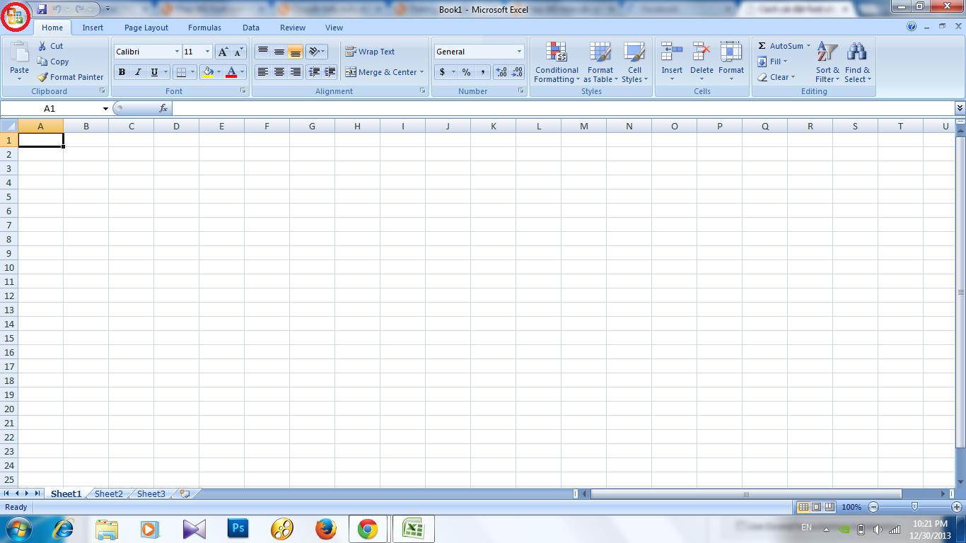Thủ thuật Save AutoRecover(tự động lưu File )trong Excel khi có sự cố