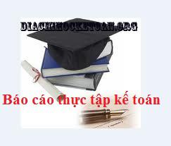 Mẫu báo cáo tốt nghiệp Kế toán tiền lương và các khoản trích theo lương