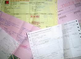 Biện pháp xử lý với hóa đơn không hợp lệ